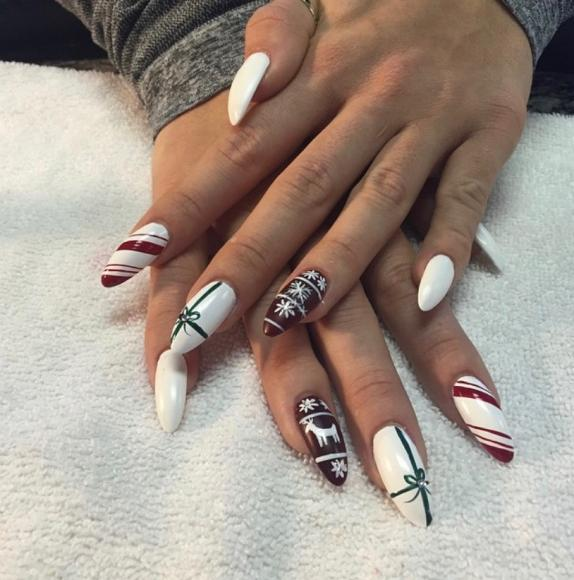 Artificial Nails services at V & v Nails Salon Beaverton OR 97007